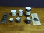 Produits er recettes : poudre de et gousses de vanille Bourbon à la Réunion